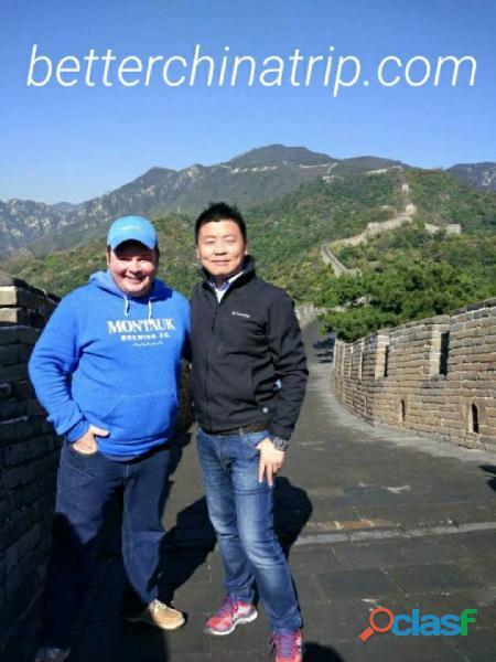 guias que hable castellano en Pekín,Shanghai,Guangzhou