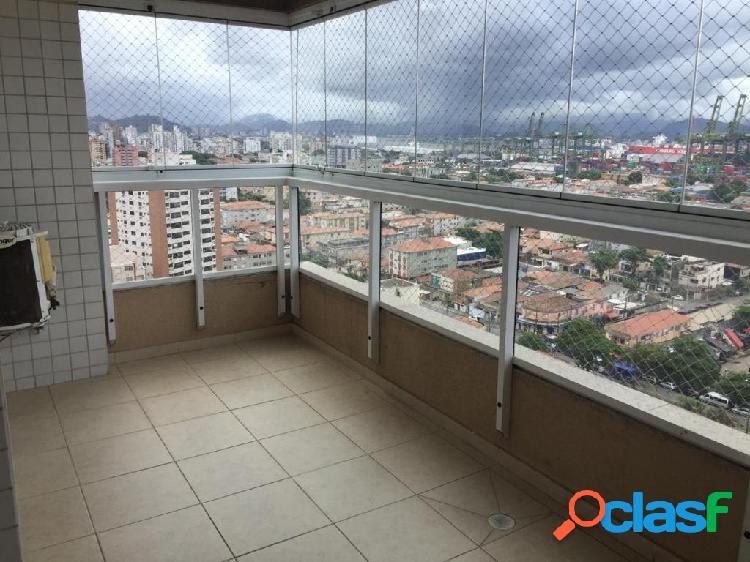 Apartamento com 3 dormitórios para alugar, 92 m² por R$