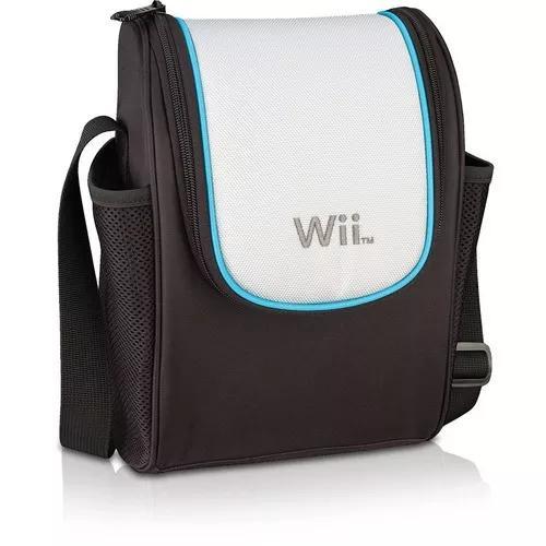 Bolsa De Transporte P/ Nintendo Wii - Rds.