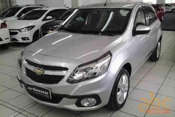 Chevrolet - AGILE