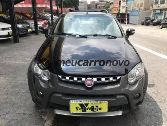 FIAT STRADA ADVENTURE1.8/1.8 LOCKER FLEX CD 2013/2013