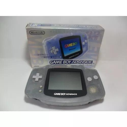 Game Boy Advance - Original - Com Caixa