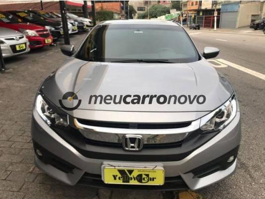 HONDA CIVIC SEDAN EX 2.0 FLEX 16V AUT.4P 2018/2018