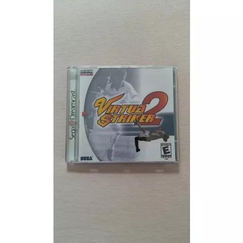 Jogo De Dreamcast Virtua Striker 2 (pacth)