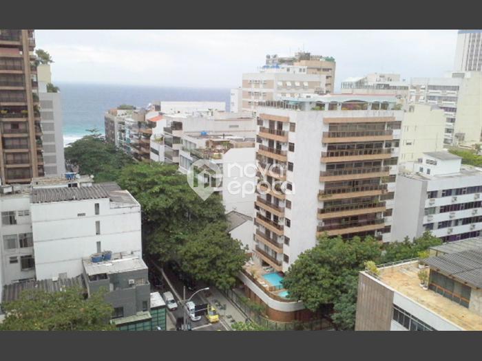 Leblon, 3 quartos, 1 vaga, 120 m² Rua Carlos Gois, Leblon,