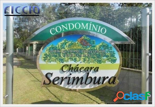 Terreno Serimbura Urbanova 1.200 m² Quadra H -