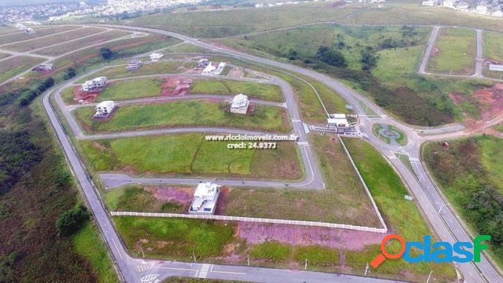 Terreno no condomínio Santa Izabel (Mônaco) 480m2 Quadra B