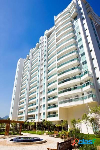 Península Saint Martin, 165 m², 3 suites, barra da tijuca
