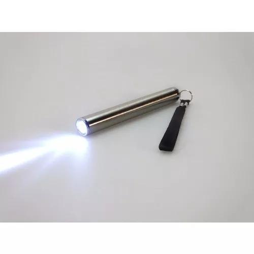 Caneta Lanterna C/ Luz Branca E Alça Para Médicos