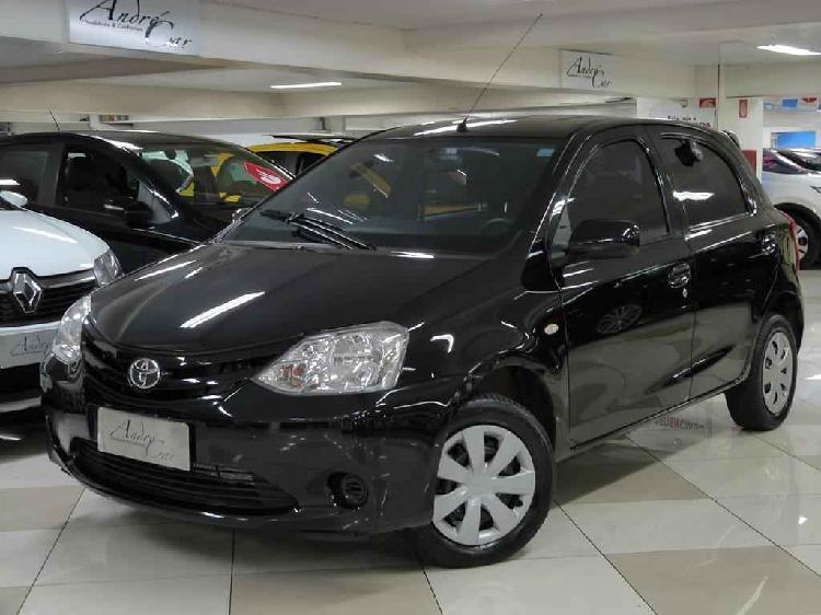Toyota Etios 1.3 Flex 16v 5p Mec.