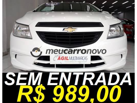 CHEVROLET ONIX HATCH LS 1.0 8V FLEXPOWER 5P MEC. 2016/2016