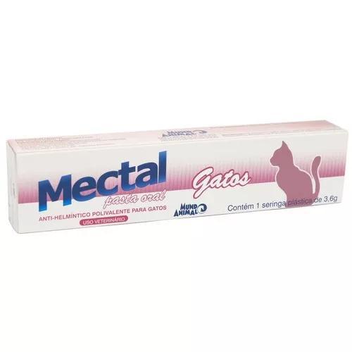 Mectal Pasta Gatos - 3,6 Gr
