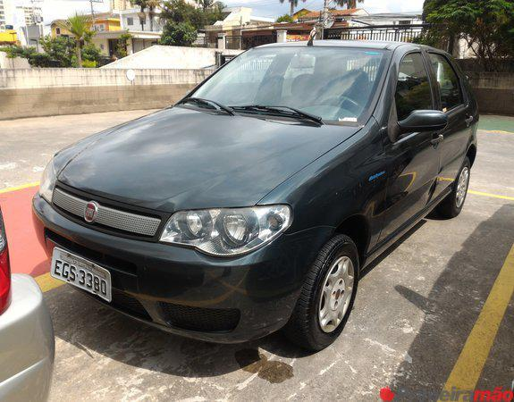 FIAT PALIO CELEBRATION 1.0 FIRE FLEX 8V 4P-ÚNICO DONO