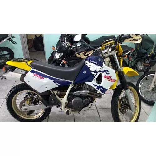 Agrale/cagiva W16 600 1998 Un. Dono Baixo Km Impecavel Troco