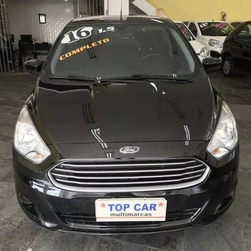 Ford Ka Ka 1.5 SE PLUS 16V Flex 5p