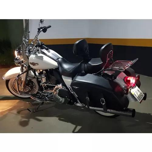 Harley Heritage Softail Road King 2015