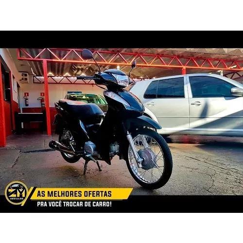 Honda Biz 125 Es Preto 2014