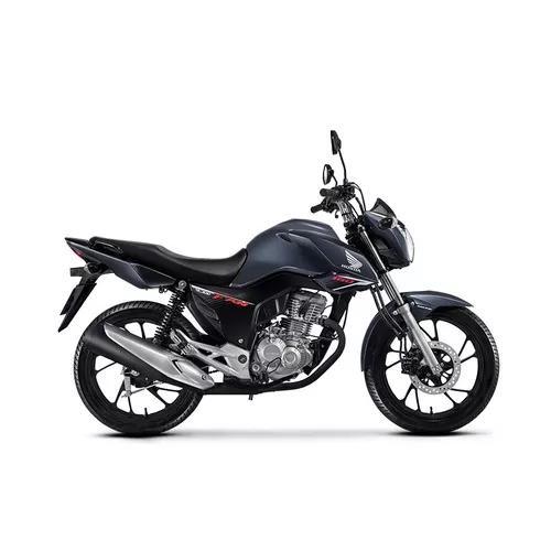 Honda Cg 160 Fan Esdi 2018/2019