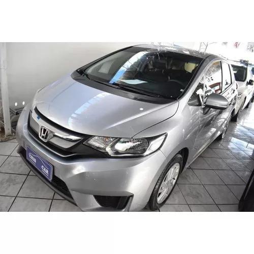 Honda Fit Fit 1.5 LX 16V FLEX 4P AUTOMÁTICO