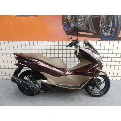 Honda Pcx 150 Dlx 2018 Otimo Estado Aceito Moto