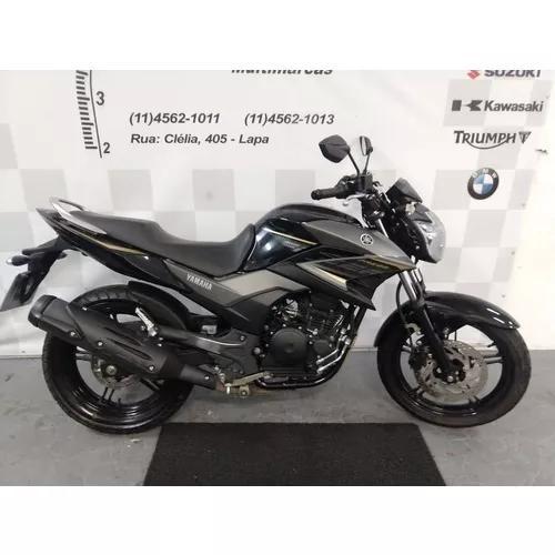 Yamaha Fazer 250 2017 Novinha Aceito Moto
