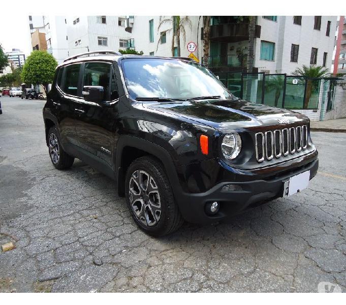 Jeep Renegade Longitude 2.0 AT9 4x4 Diesel Único Dono