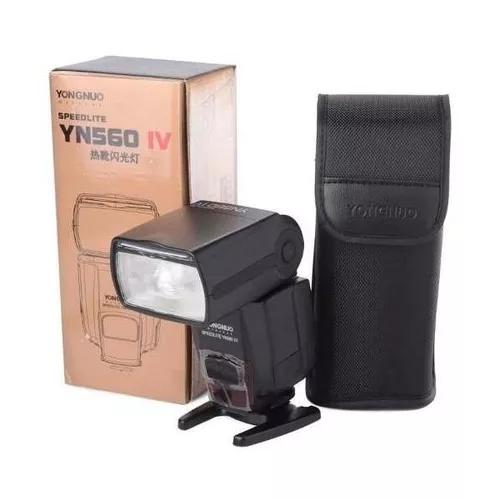 Flash Yongnuo Yn 560 Iv Para Canon / Nikon / Sony