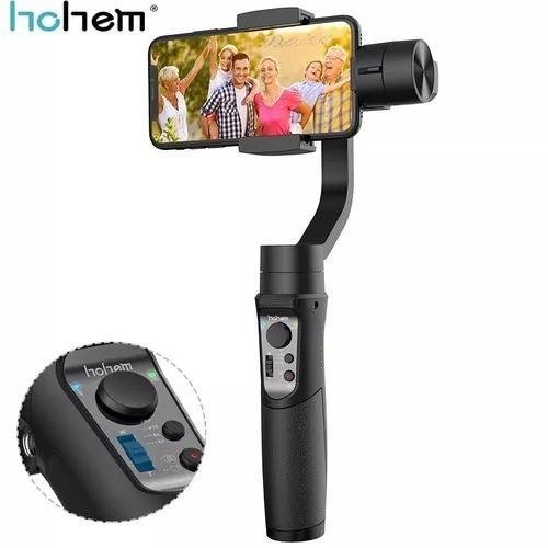Gimbal Isteady Mobile 3 Eixos Portátil Para Smartphone