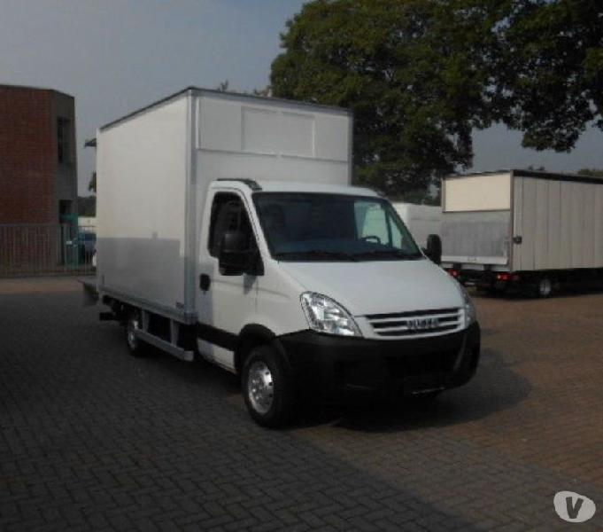 IVECO DAILLY 35S14 ANO 2015
