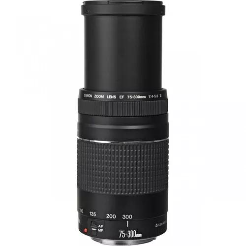 Lente Canon Zoom Ef 75-300mm F/4-5.6iii