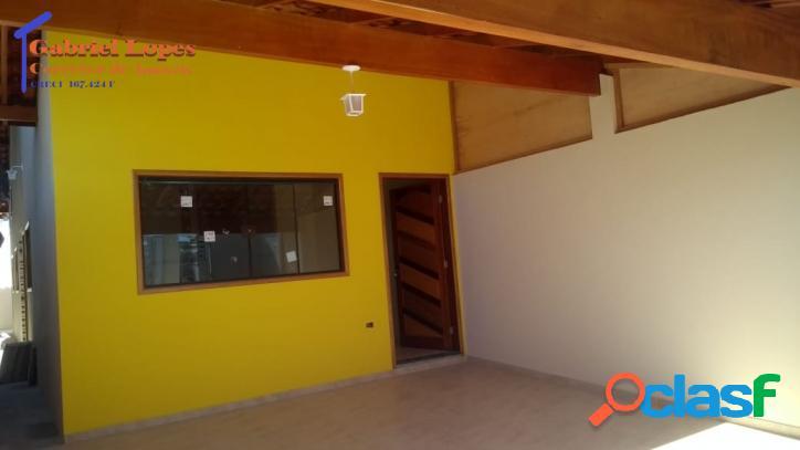 Casa Lindo acabamento- Porto Novo - Caraguatatuba