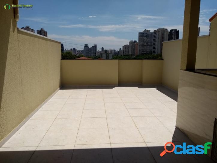 Cobertura sem condomínio, 2 dormitórios - Bairro Jardim