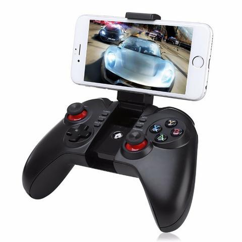 Controle Joystick Bluetooth Ipega  Android Ios Tomahawk