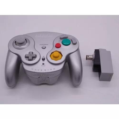 Controle Wave Bird Nintendo Game Cube Original S