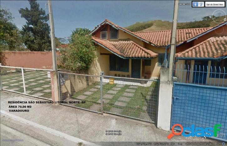 Excelente casa de veraneio em São Sebastião.