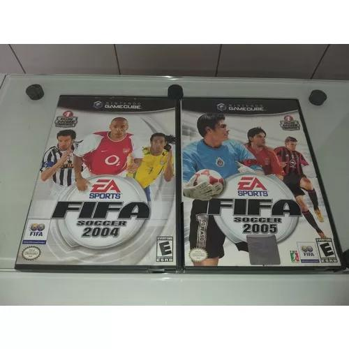 Fifa 2004/ 05 P/ Nintendo Game Cube