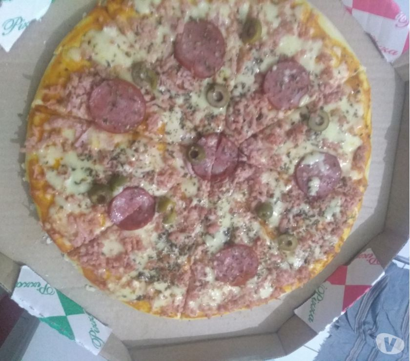 Kit brotinho c 10 pizzas apenas  reais e kit de