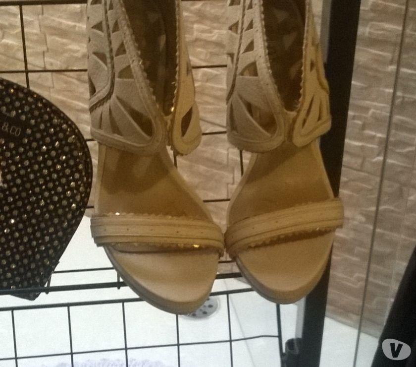 Lote de calçados Feminino