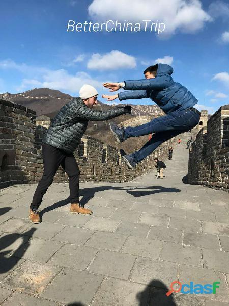 Pekín paseos con guía que habla español / castellano