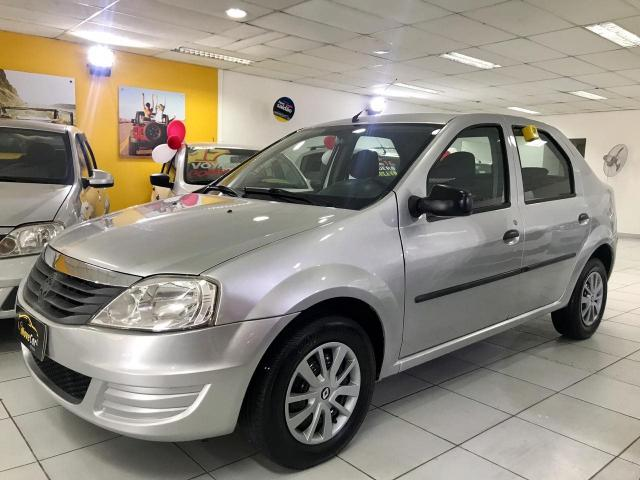 RENAULT LOGAN  AUTHENTIQUE 16V FLEX 4P MANUAL -