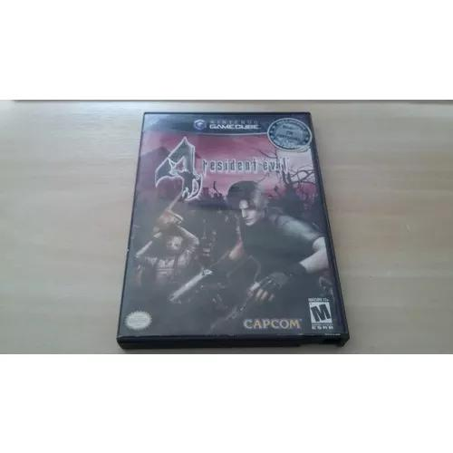 Resident Evil 4 Gamecube Original Completo