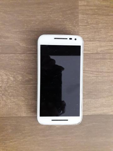 Smartphone Motorola Moto G3 defeito
