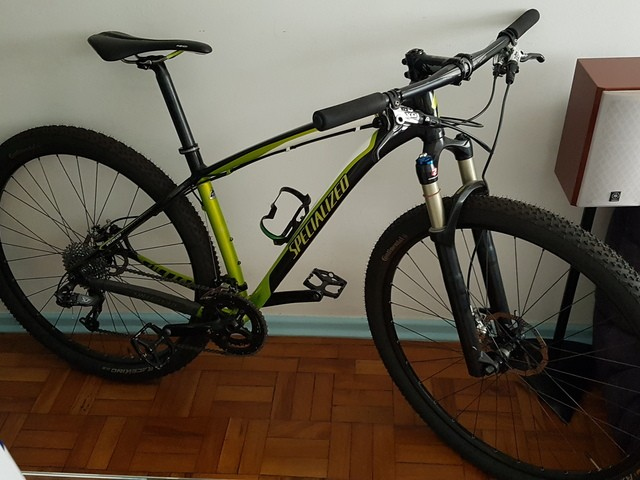 Specialized StumpJumper Comp 29er