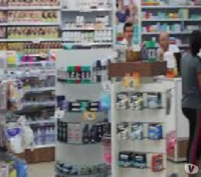 Vendo Farmácia funcionando e faturando em Guarulhos