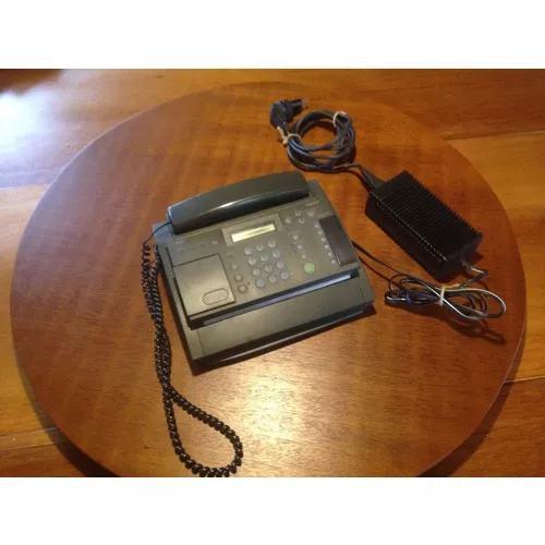 Aparelho De Fax Philips Hfc 4/19 C/ Papel