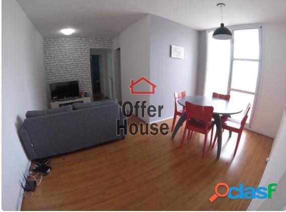 Apartamento com 2 dorms em Santo André - Jardim por 345 mil