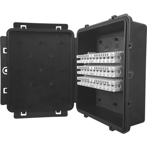 Caixa De Distribuição Modular 50 Pares Bloco M10