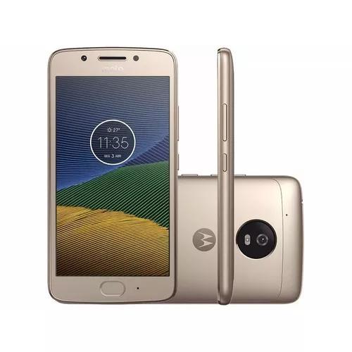 Celular Motorola Moto G5 Octacore 3gb Ram 16gb Dual Chip