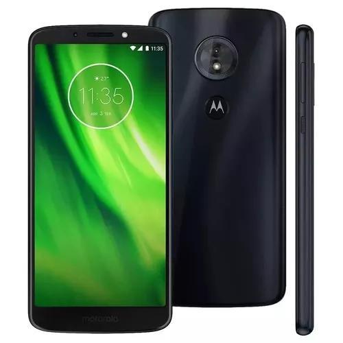 Celular Motorola Moto G6 Play Índigo Android 8.0 32gb +