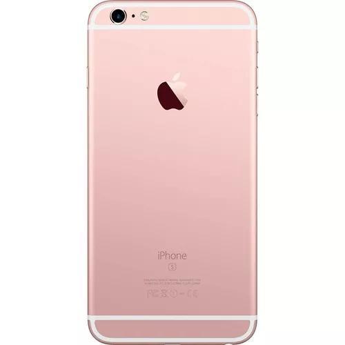 Iphone 6s Plus 32gb Original 1 Ano De Gar. Apple+brindes